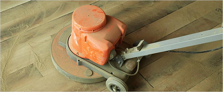 Floor sanding machines gives a second life to your floor